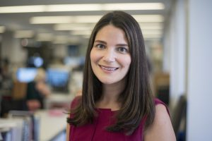 Emily Glazer at The Wall Street Journal.
