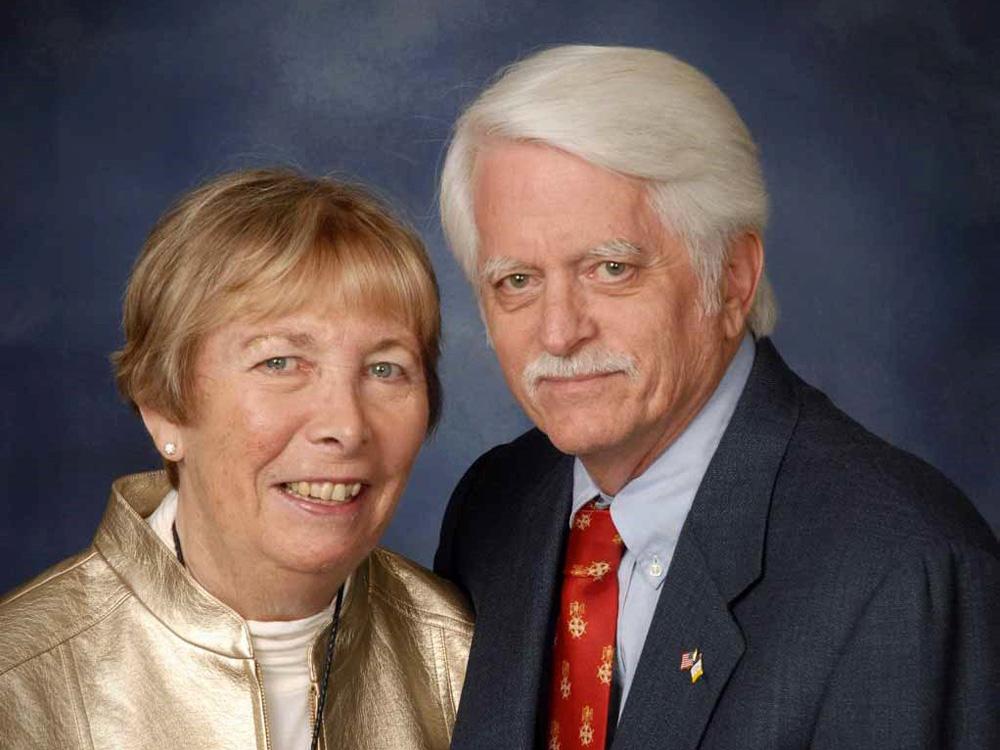 Linnea Phillip Ghilardi and Steve Armstrong.