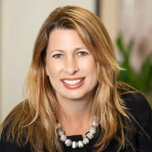 Headshot of Gina Mehmert.