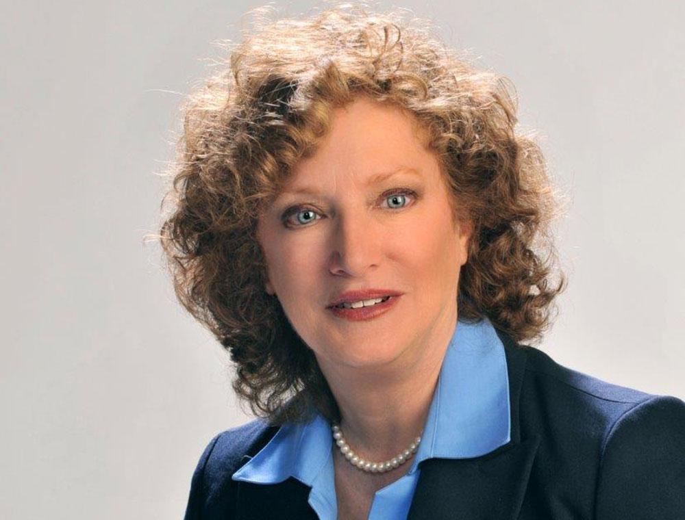 Headshot of Penny Abernathy.