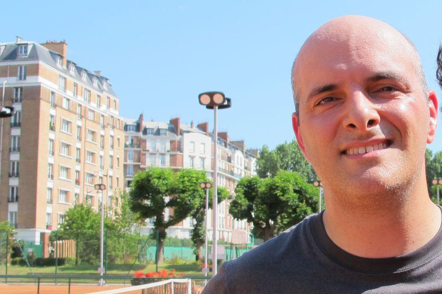 Tom Perrotta in Paris