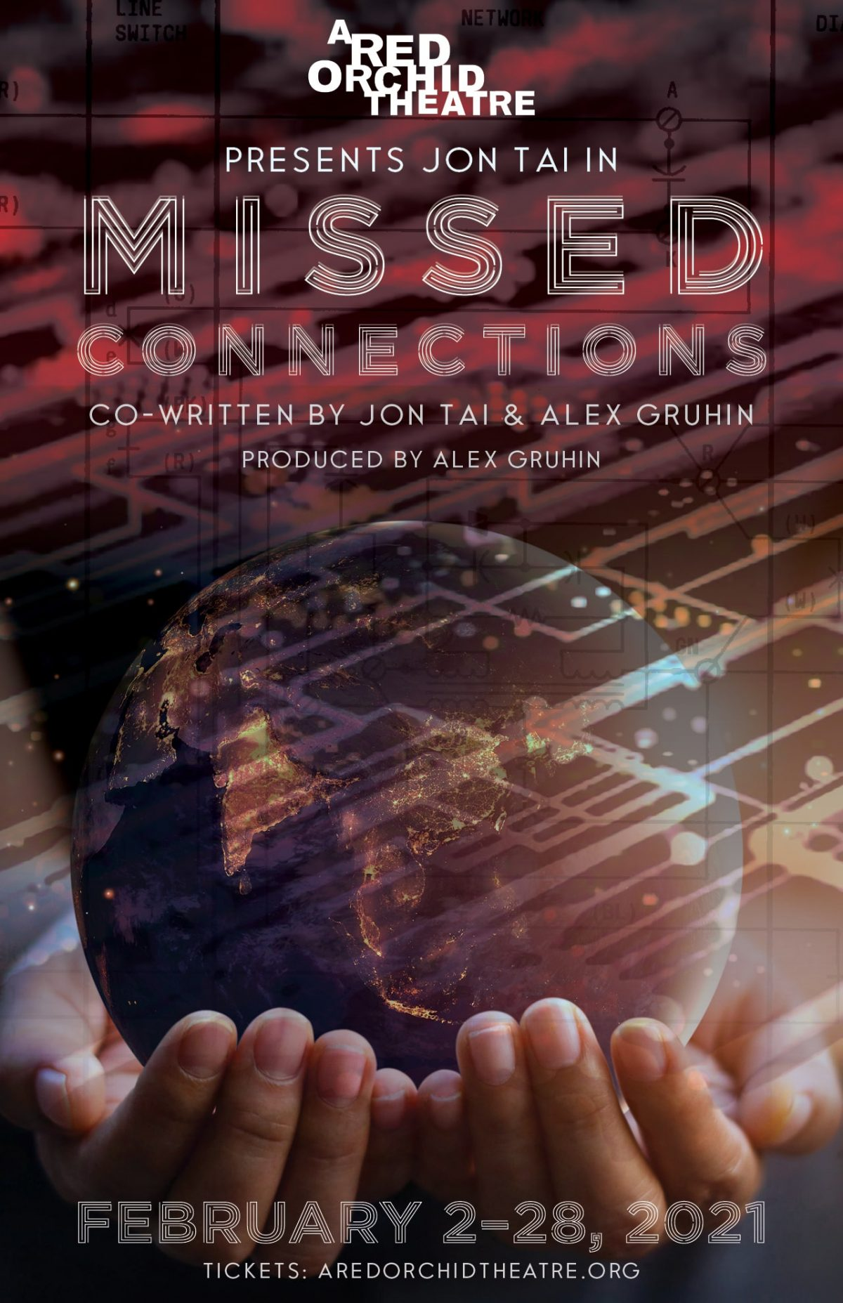 Missed Connections promo poster.