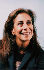 Headshot of Kristin Barbour.