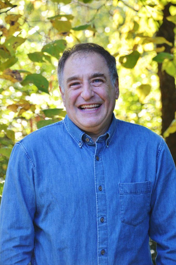 Larry Bleiberg Head Shot