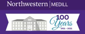 Medill Logo.