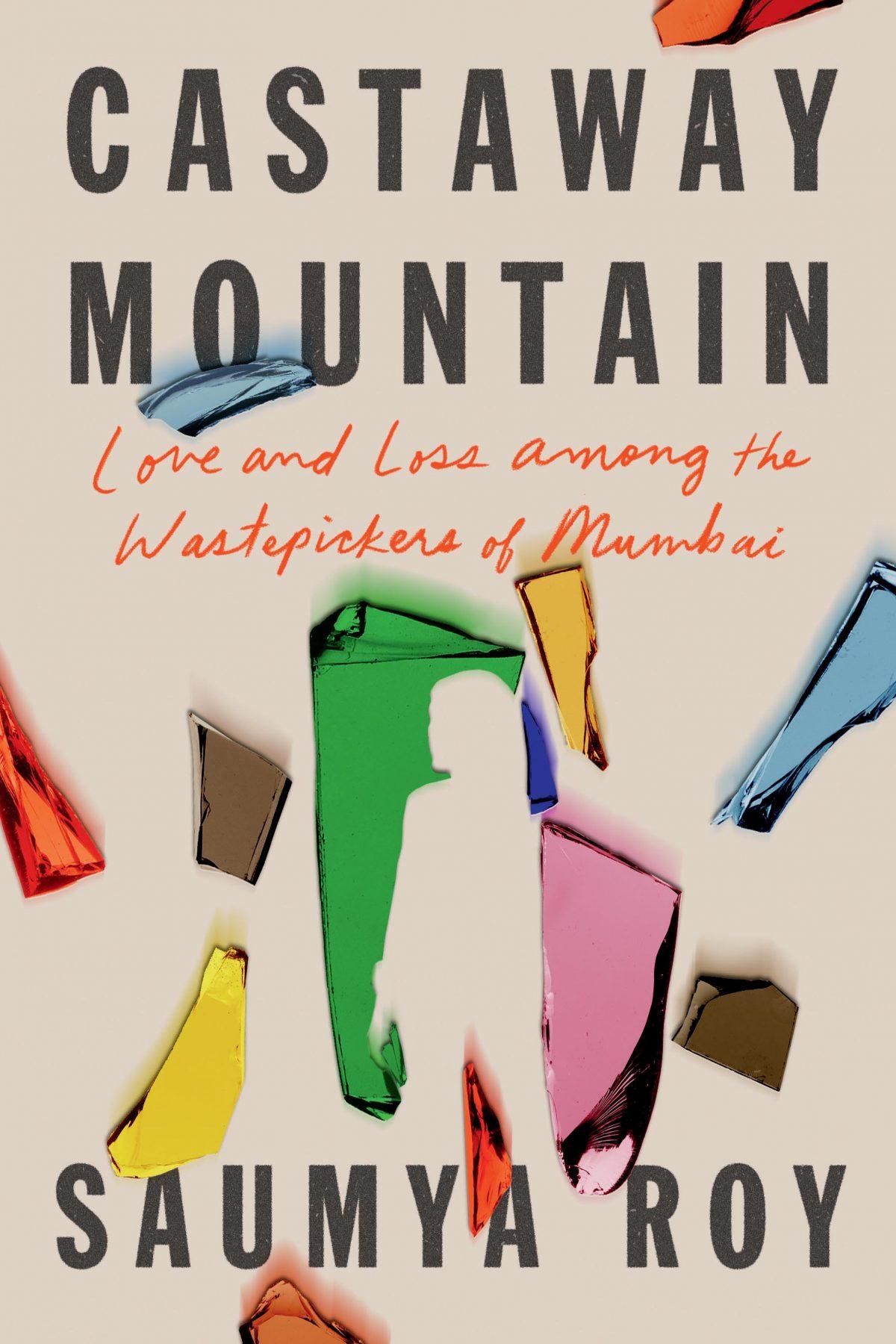 Castaway Mountain book jacket.