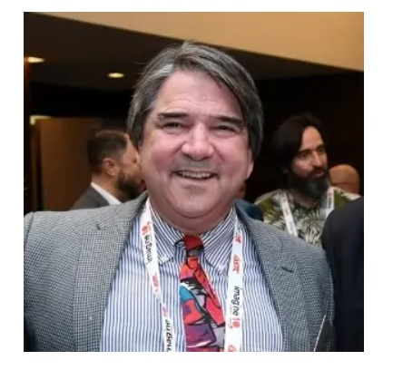 Todd Happer at a conference.